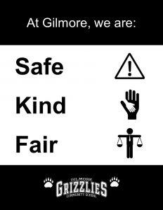 Safe Kind Fair